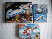 Конструкторы типа LEGO для мальчика б\у в идеале