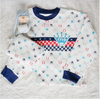Пижамка детская