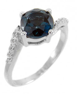Кольцо , лондонский топаз , Денпасар Артикул: 220368