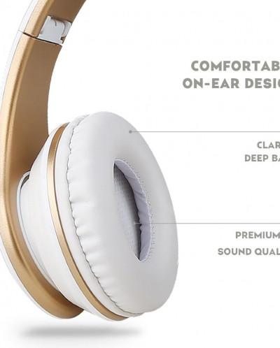 Headphones, Sound Intone I65 Headphones with Microphone