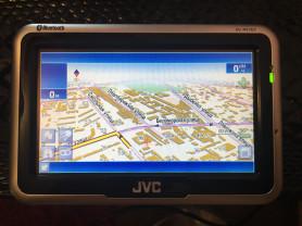 Навигатор JVC KV-PX707