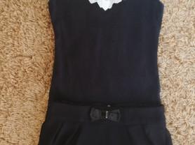 Блузка маленькая леди 128-134 + юбка в подарок!