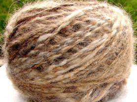 Пряжа пуховая «Лиса меланжик» от радикулита, артри