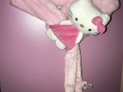 шарф hello kitty