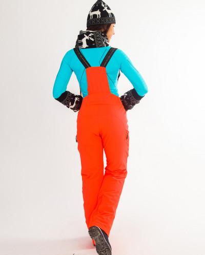 Брюки Snow Headquarter, D-025, Оранжевый