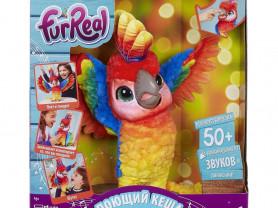 Furreal Попугай Кеша