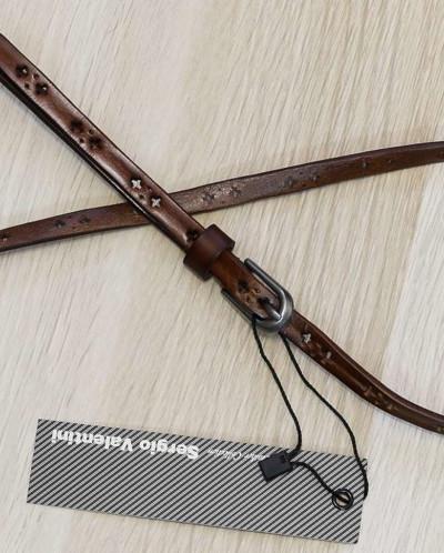 Ремень женский кожаный Sergio Valentini РС 430/10