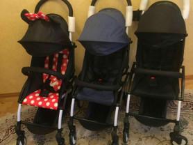 прогулочная коляска babytime /yoya