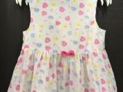 новое платье летнее 12мес