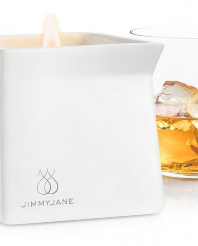 Массажная свеча JimmyJane Afterglow Massage Candle Лотос