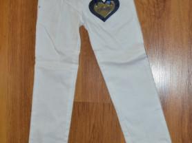 Белые модельные брюки Artigli 3, 5 и 6 лет