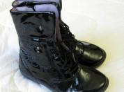 Шикарные новые ботинки из нат. кожи NOEL размер 30