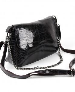 Женская кожаная сумка 960 Кофе235