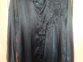 Мужская шёлковая рубашка Mondo