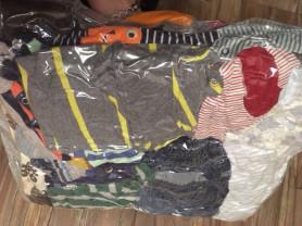 пакет одежды для мальчика р.80