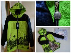 Новая куртка пальто на весну осень 44-46