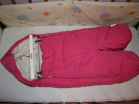 Футмуфт Stokke Pink