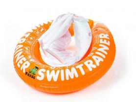 Круг обучающий плавать Новый оранжевый
