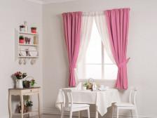 Артикул 6006  Плотные шторы для кухни
