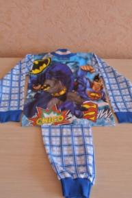 пижама бэтмэн