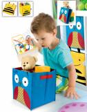 Короб для хранения «СОВА» квадратная (Storage box)