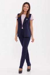 72699 Женский костюм (Неженка)Темно-синий