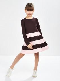 Платье UD 0880 розовый