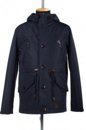 06-0202 Куртка мужская демисезонная (синтепон 80) Плащевка N