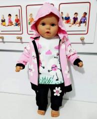 Стильный костюмчик для девочки