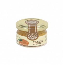 Крем-мед с грецким орехом 120 мл