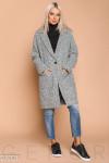 Твидовое пальто-boyfriend