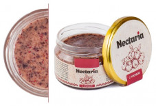 Взбитый мед Nectaria с клюквой