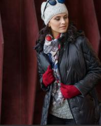 Пальто женское LA-F01255