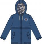 Куртка детская для мальчиков Freeman синий