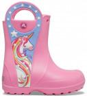 CrocsFL Uncrn Ptch Rain Boot G