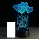 Лампа 3D - ES048