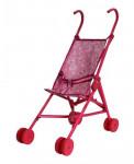 Т522541toy коляска-трость для кукол, пласт.каркас, 42х27,5х