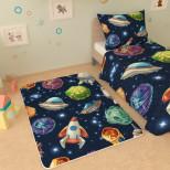 Коврик Астероиды