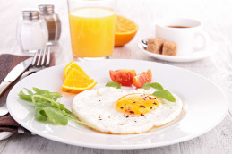 Правильные завтраки для детей рецепты