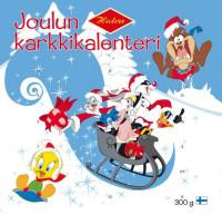 Halva Joulun Karkkikalenteri, 300 г.
