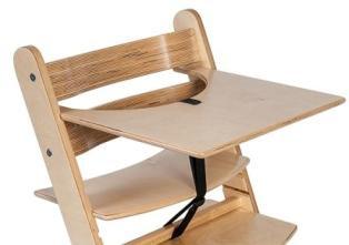 Столик с ремешком для малышей