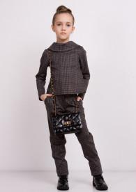 Костюм Гвен кофта+брюки 000075