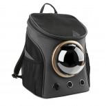 Canvas Transparent and Breathable Capsule Portable Pet