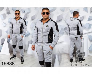 Мужской спортивный костюм - 16888
