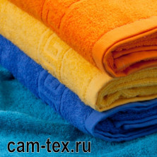 Полотенце махровое 100 x 180