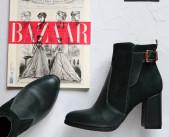 Кожаные ботинки. New collection 17-18!