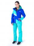 Горнолыжный костюм Snow Headquarter В-8777, Бирюзовый