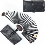 Набор кистей для макияжа 32 штуки в чехле