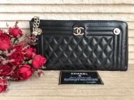 Кошелек Chanel Натуральная кожа