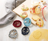 3D-Präge-Keksausstecher-Set